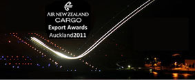 Air New Zealand Cargo Export Awards Auckland 2011