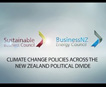 Climate change policies across the NZ political divide